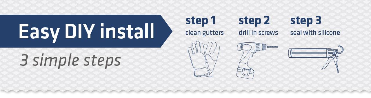 Diy Metal Gutter Guard Suppliers Best Gutter Guard For