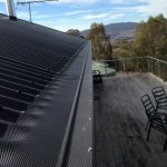 Corrugated profile in QEMCO Ember 2mm Mesh
